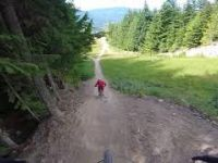 Whistler Bike Park - Dwayne Johnson - Summer...
