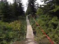 Whistler Bike Park - Mackenzie River - Summer...