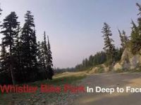 Whistler Bike Park - In Deep to Facrobat -...