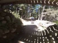 Whistler Bike Park - Following R Dogg / Ryan...
