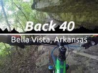 Bloody Hot Back 40 :||: Mountain Biking...