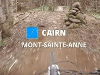 Cairn | Mont-Sainte-Anne | Quebec City MTB