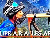 ARCADIENNE 2017 : FRENCH DOWNHILL MOUNTAIN...