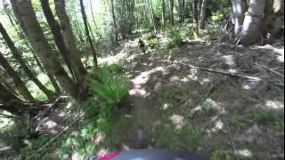 Mountain Biking Lord Hill Regional Park -...