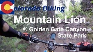 Mountain Lion Descent | Mountain Biking at...