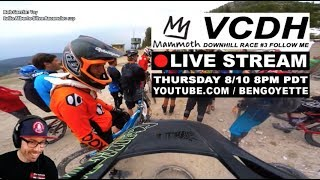 Live Stream: VCDH Race #3 at Mammoth Mountain...