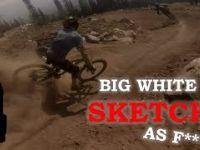 Shredding Big White Bike Park with Local...