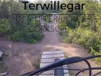 Terwillegar Dirt jumps and upper/lower cork screw