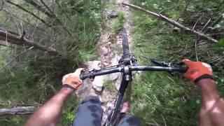 Mountain Biking - Getting Lost in Lake Garda,...