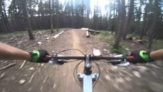 Barney Flow - Breckenridge, Colorado
