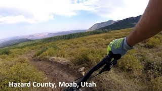 Utah MTB Trails Hazard County, Moab Utah | The...