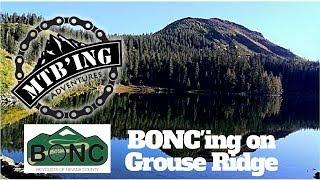 Grouse Ridge (Nevada City, CA) Mountain Biking