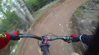 Brookvale PEI The Blue Nuit MTB Trail