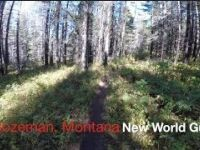 Mountain Biking Bozeman Montana - New World...