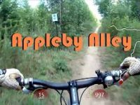 Kelso MTB Rider - Coyote Run from Appleby Alley