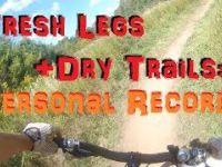 Kelso MTB Rider - Turkey Shoot Trail