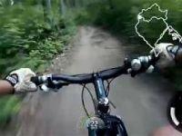 Kelso MTB Rider - Kelso Rock Garden Segment