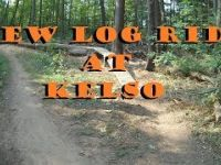 Kelso MTB Rider - New Log Ride - Yours to...