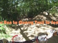 Kelso MTB Rider - Deer Run to Quarry Trail to...