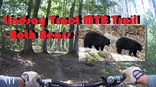 Lindsay Tract MTB Trail - Both Bears
