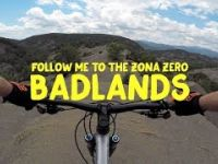 BADLANDS OF ZONA ZERO | Mountain biking the...