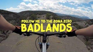 BADLANDS OF ZONA ZERO | Mountain biking the...