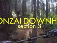 BONZAI DOWNHILL 3 - BACKROCK OREGON 2017