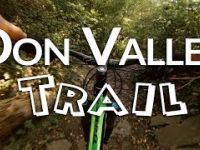 Don Valley Trail in Cinematic 4K Resolution