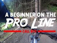 PRO LINE SAALBACH AS A BEGINNER? | Mountain...