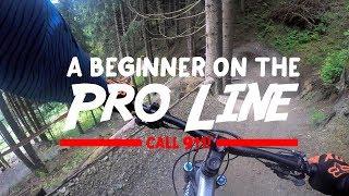 PRO LINE SAALBACH AS A BEGINNER? |Mountain...