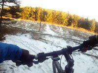 Winter ride on Kessel Run