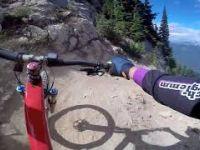 Top of the World (Whistler Bike Park, August 2017)