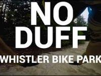 Crashing On Whistler Bike Park's No Duff -...