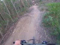 Mountain Biking At Tewantin + Stack