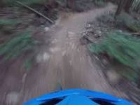Bobsled - Mount Fromme, North Shore