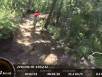 Downhill in Takatsue mtb resort !!...