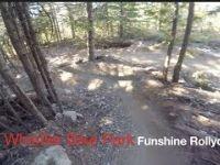 Whistler Bike Park - Funshine Rollydrops -...