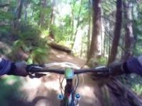 Mel's Trail Burnaby Mountain(Scott Genius)
