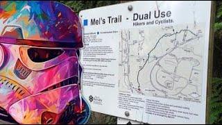 Mel's Trail Burnaby Mountain(Scott Genius)
