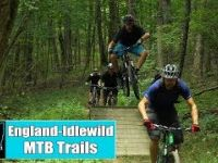 England Idlewild Mountain Bike Trails Review...