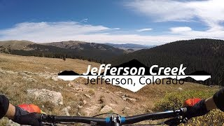 Best Downhill In Colorado :||: Mountain Biking...