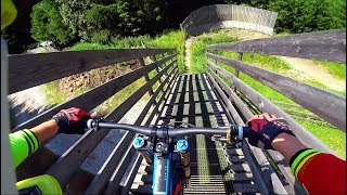 Bikepark Tirol 2017 Red Devil Sony 4K