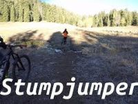 Drops, jumps, berms, steeps and crashes on...