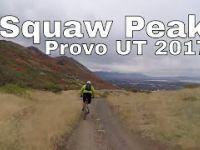 Squaw Peak DH MTB, Provo UT - Fall 2017