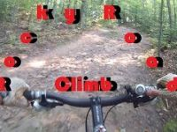 ✅Kelso MTB Rider - Rocky Road Climb