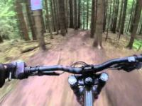 Trebevic DH Trail