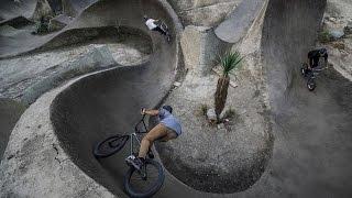 The Land of Perfect BMX Dirt Jumps   BMX...