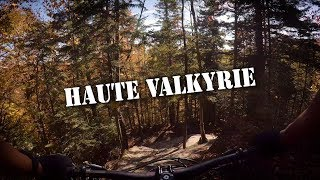 POV   Haute Valkyrie   E47 ÉcoSentiers - Lac...