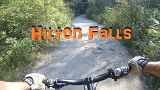 ✅Kelso MTB Rider - At Hilton Falls for a...