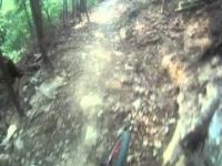 The Wall on HIGH VOLTAGE at Raccoon Mtn